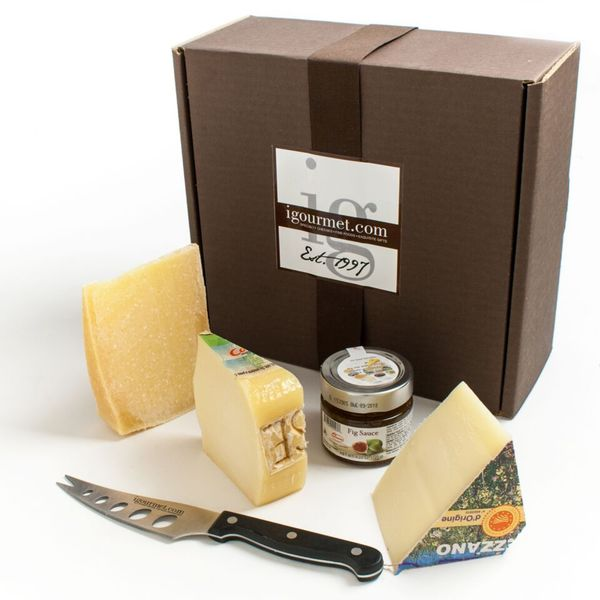 igourmet The Veneto Cheese Gift Box