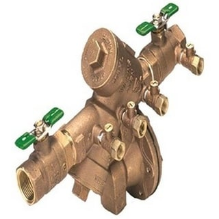 Wilkins 1-Inch Reduced Pressure Principle Assembly Backflow Preventer