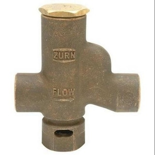 Zurn Trap Primer 0.50 IP Automatic Bronze Z1022-XL-1/2-IP