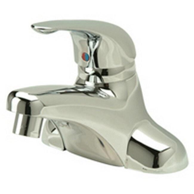 Zurn Z7440-XL Bathroom Faucet Centerset (Chrome (Grey))