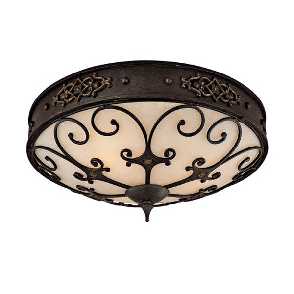 home decorators collection iron crest shop capital lighting river crest collection 3 light 12838