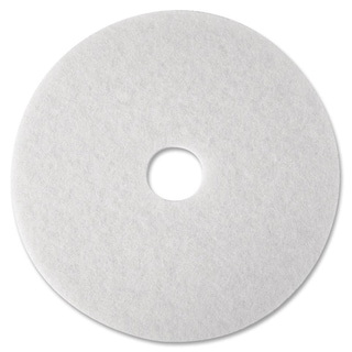 3M Super White Polish Pad 4100 - 5/CT