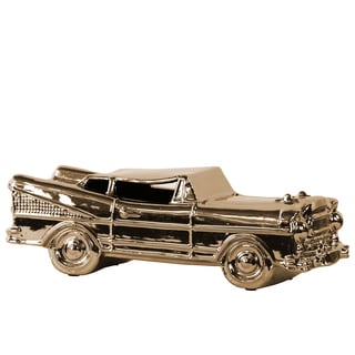 Ceramic Classic Car Gold