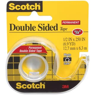 Scotch Double Sided Tape - 1/RL|https://ak1.ostkcdn.com/images/products/10914835/P17945768.jpg?impolicy=medium