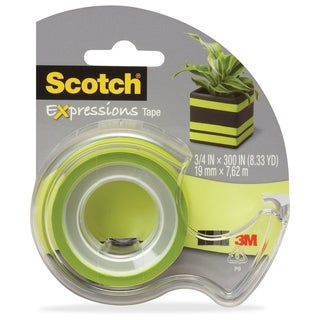 Scotch Expressions Matte Finish Magic Tape - 1/RL