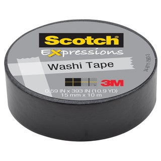 Scotch Expressions Washi Tape - 1/RL