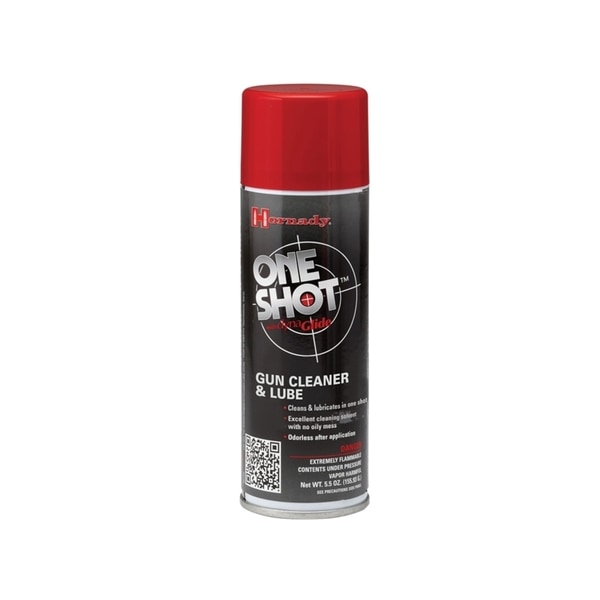Hornady One Shot 5.0-ounce Gun Cleaner