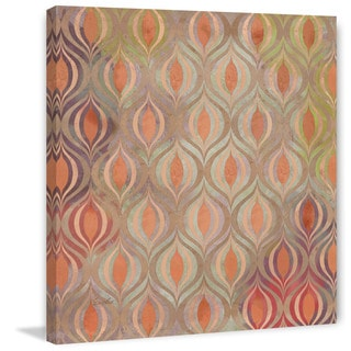 Marmont Hill - Pattern by Evelia Painting Print on Canvas