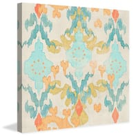 Marmont Hill - Anne by Evelia Painting Print on Canvas - Multi-color