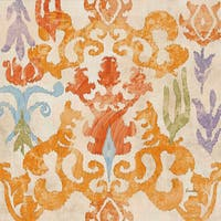 Marmont Hill - Dragon by Evelia Painting Print on Canvas - Multi-color
