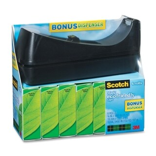 Scotch Magic Eco-Friendly Tape - 6/PK