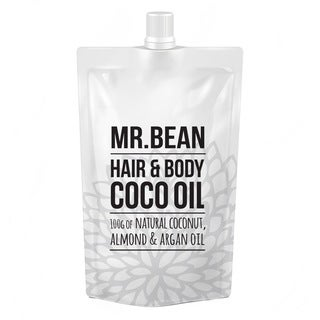 Mr Bean Hair and Body Coco Oil