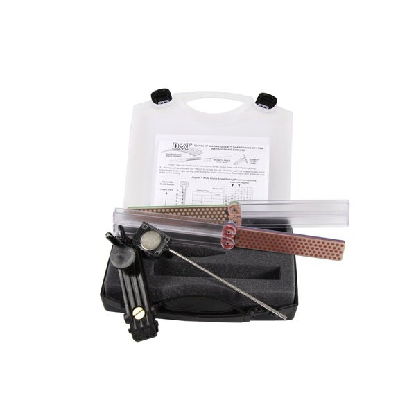 Diafold Magna-Guide Kit with EE/E/F/C Grits in Sturdy Case