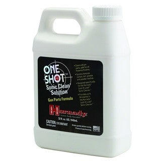 Hornady LNL Sonic Gun Solution Quart