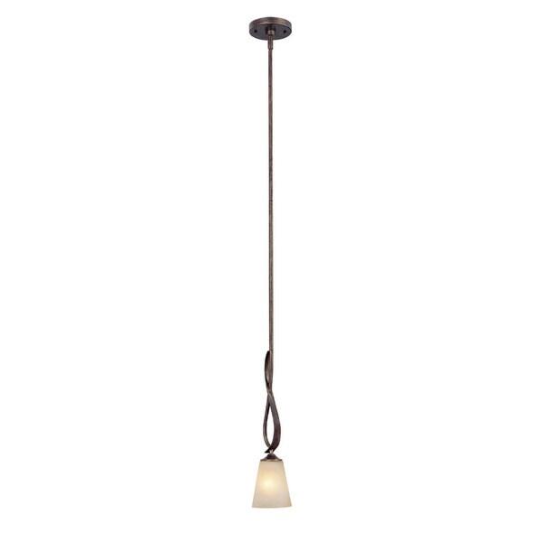Capital Lighting Soho Collection 1-light Rustic Mini Pendant