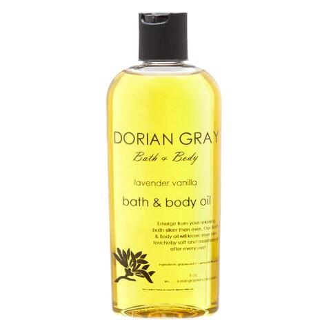 Lavender Vanilla Mineral Bath and Massage Oil