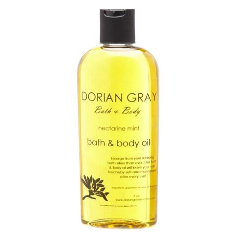 Nectarine Mint Bath and Massage 8-ounce Oil