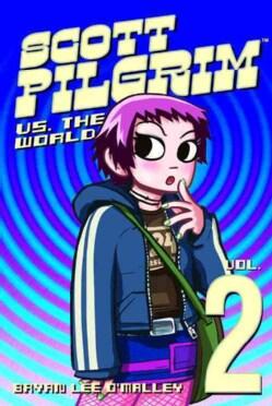 Scott Pilgrim Vs. The World 2 (Paperback)