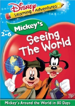 Mickey's Seeing The World - Around The World In 80 Days (DVD)