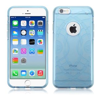 Insten Echo TPU Rubber Candy Skin Case Cover For Apple iPhone 6/ 6s