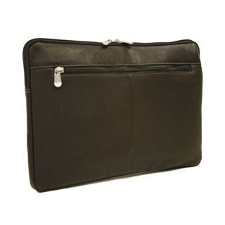 Piel Leather 15-inch Zip Laptop Sleeve