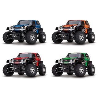 Traxxas Telluride 4x4 0.1 67044-1 Off Road Monster Truck