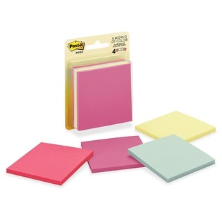Post-it Marseille Note - 4/PK