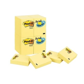 Post-it Classic Note - 24/PK