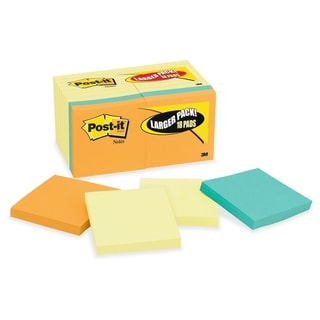 Post-it Post-it Notes Value Pack - 18/PK