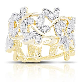 Finesque Gold Overlay Diamond Accent Dragonfly Ring|https://ak1.ostkcdn.com/images/products/10924864/P17954661.jpg?impolicy=medium