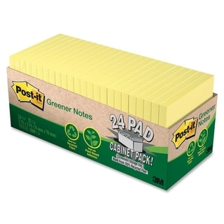 Post-it Cabinet Pack Note - 1/PK
