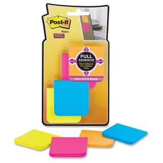 Post-it Super Sticky Full Adhesive Notes - 200/PK