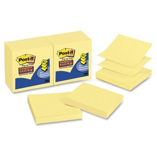 Post-it Super Sticky Pop-up Note Refill - 12/PK