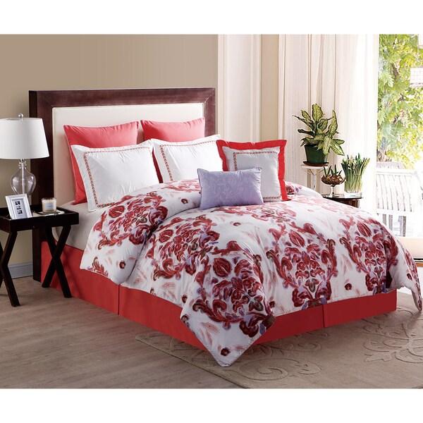VCNY Pavillion 8-piece Comforter Set