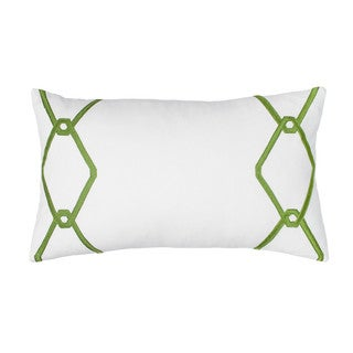 Jill Rosenwald Chain Link Breakfast Pillow