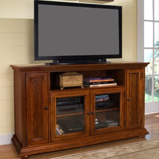 Home Styles Homestead Distressed Nutmeg TV Credenza
