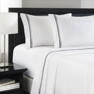 Roxbury Park Admiralty Stripe Baratto Pillowcases (Set of 2)