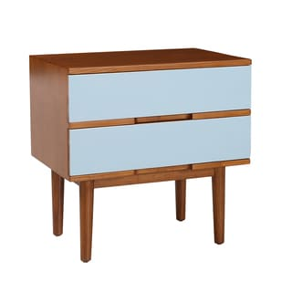 Porthos Home Sabrina Mid-Century Side Table