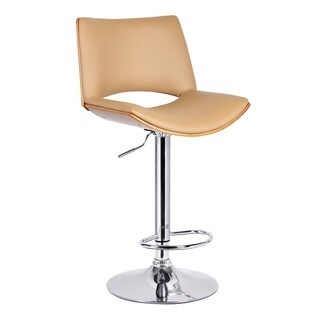 Porthos Home Nolan Adjustable Bar Stool
