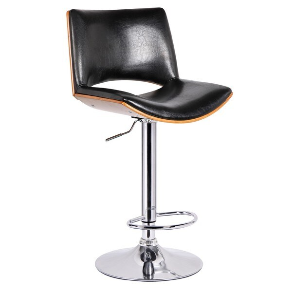 Porthos Home Nolan Adjustable Bar Stool Free Shipping