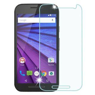 Insten Tempered Glass LCD Screen Protector Film Cover For Motorola Moto G 3rd Gen