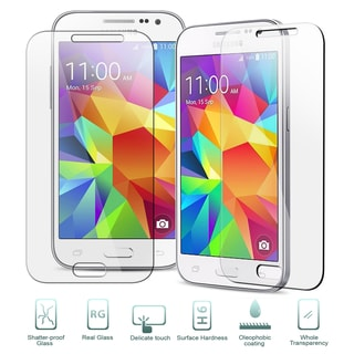 Insten Tempered Glass LCD Screen Protector Film Cover For Samsung Galaxy Core Prime
