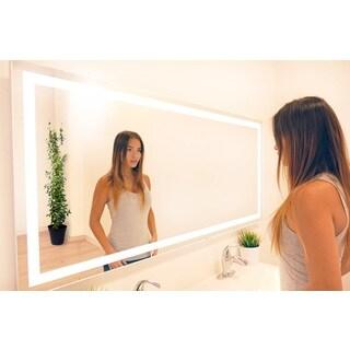 Lighted LED Mirror Harmony Illuminated 70 x 32 inches