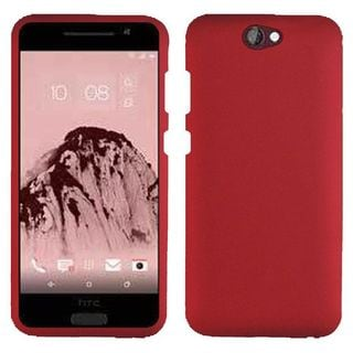 Insten Hard Snap-on Rubberized Matte Case Cover For HTC One A9