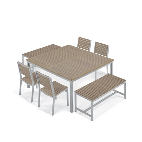 Knotts 7-piece Vintage Dining Set by Havenside Home