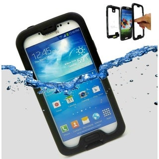 LifeProof Case 1801-01 for Samsung Galaxy S4 (Nuud Series) - Black/Clear