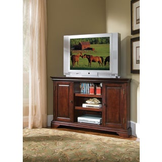 Lafayette Cherry Corner TV Stand by Home Styles