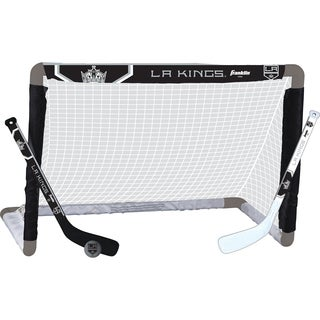 Franklin Sports NHL Los Angeles Kings Mini Hockey Set