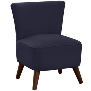 Skyline Furniture Upholstered Chair in Kl.ein Midnight