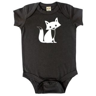 Rocket Bug Fox Baby Bodysuit